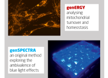 Explore our most recent innovations : genERGY & genSPECTRA!