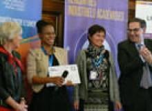 Genel, lauréate 2015 du Trophée R2B Onco